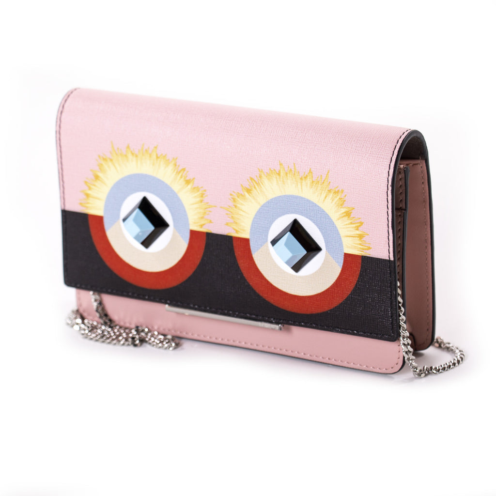 Fendi Wallet On Chain Shoulder Bag Bags Fendi - Shop authentic new pre-owned designer brands online at Re-Vogue