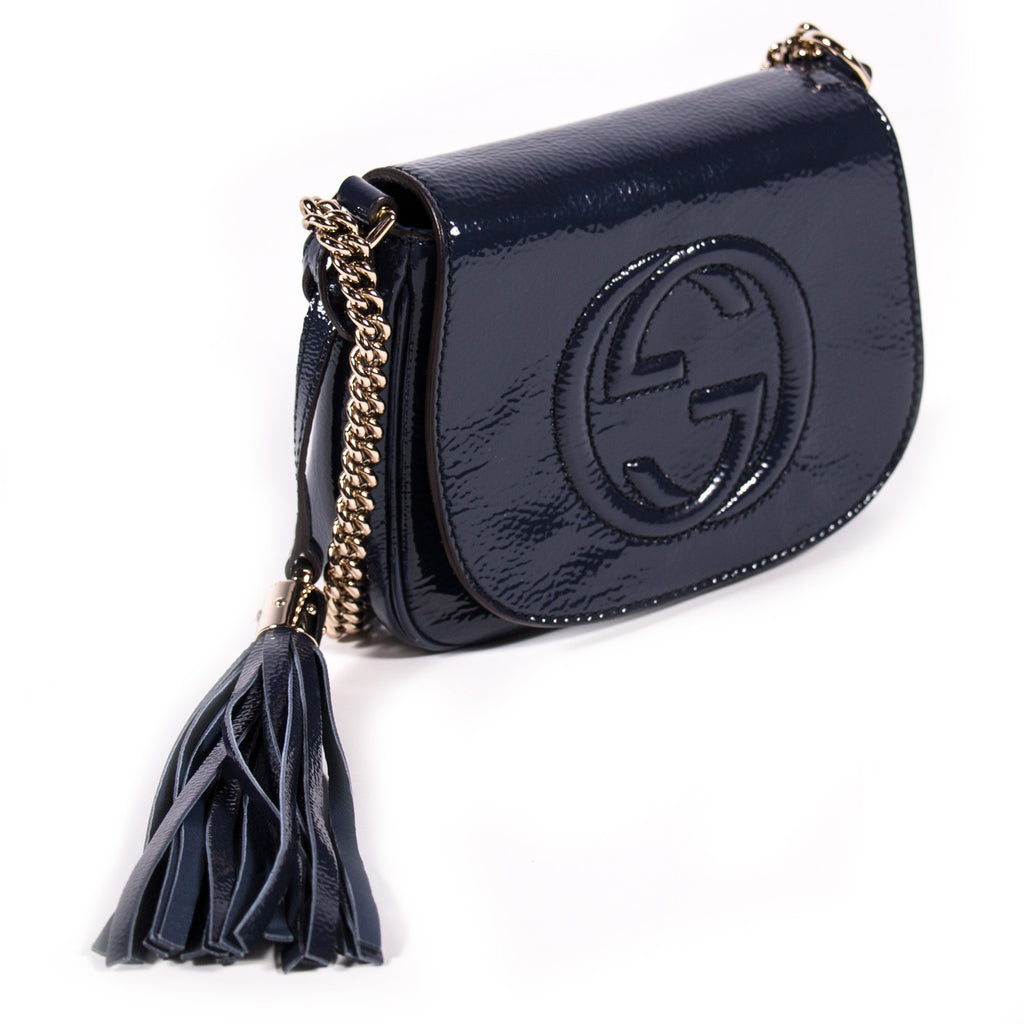 Gucci Soho Chain Crossbody Bags Gucci - Shop authentic new pre-owned designer brands online at Re-Vogue