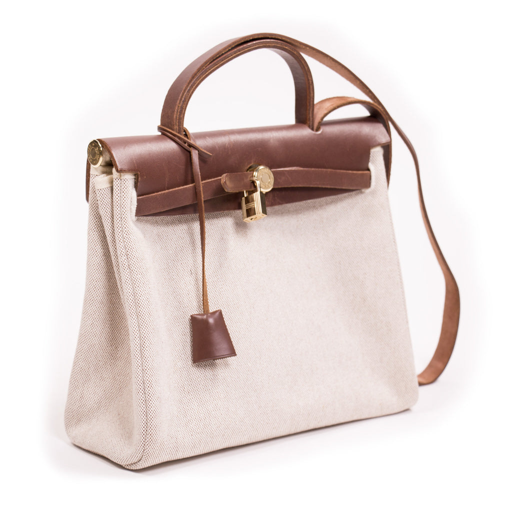 Hermes Herbag PM Bags Hermès - Shop authentic new pre-owned designer brands online at Re-Vogue