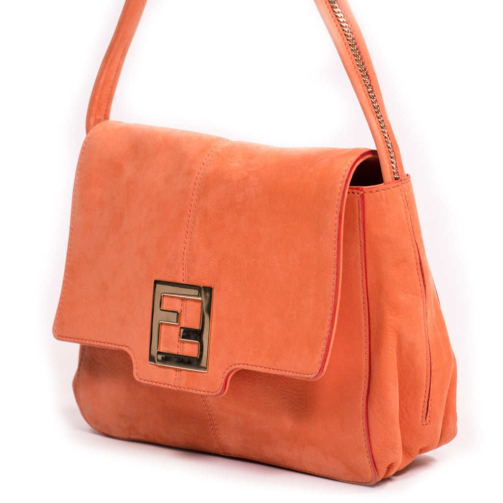 Fendi Suede Mama Forever Bag Bags Fendi - Shop authentic new pre-owned designer brands online at Re-Vogue