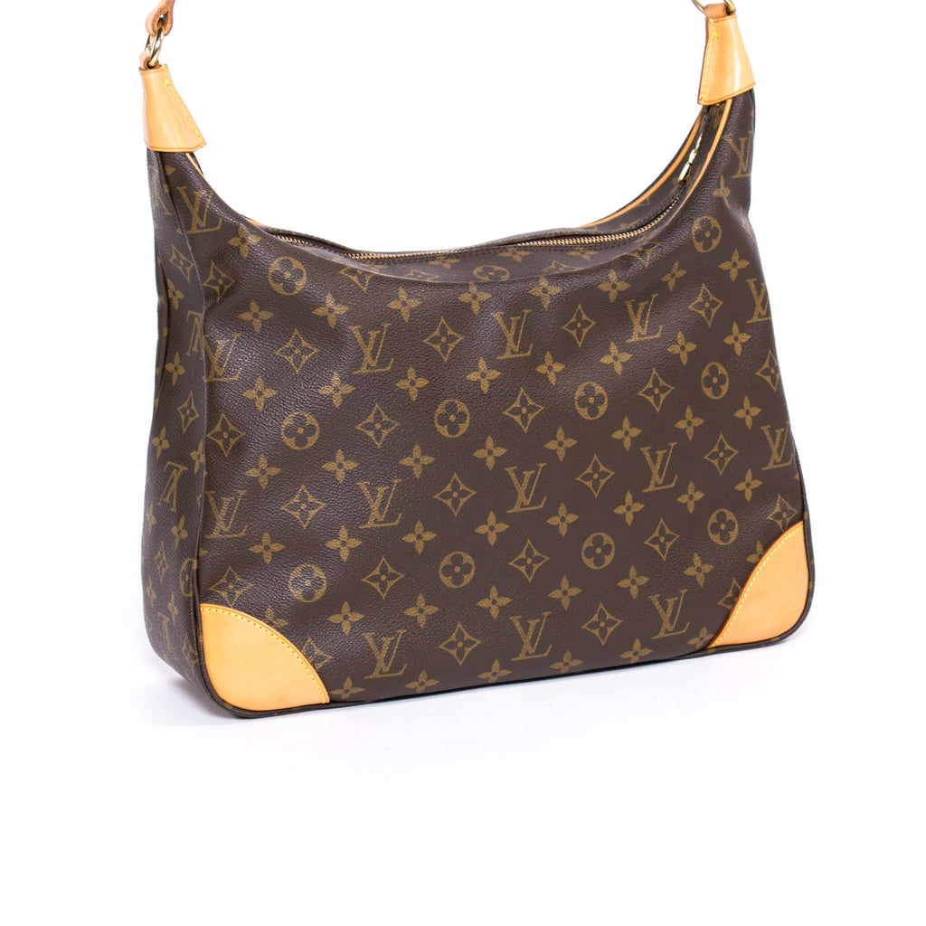 Louis Vuitton Monogram Boulogne Bags Louis Vuitton - Shop authentic new pre-owned designer brands online at Re-Vogue