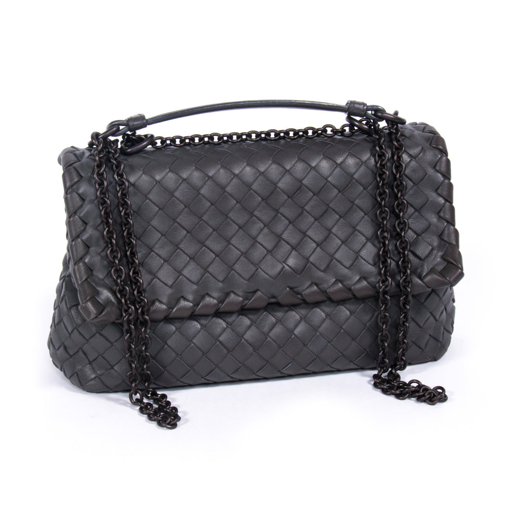 Bottega Veneta Olimpia Mini Intrecciato Bags Bottega Veneta - Shop authentic pre-owned designer brands online at Re-Vogue