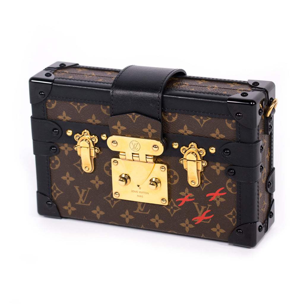 Louis Vuitton Petite Malle Monogram