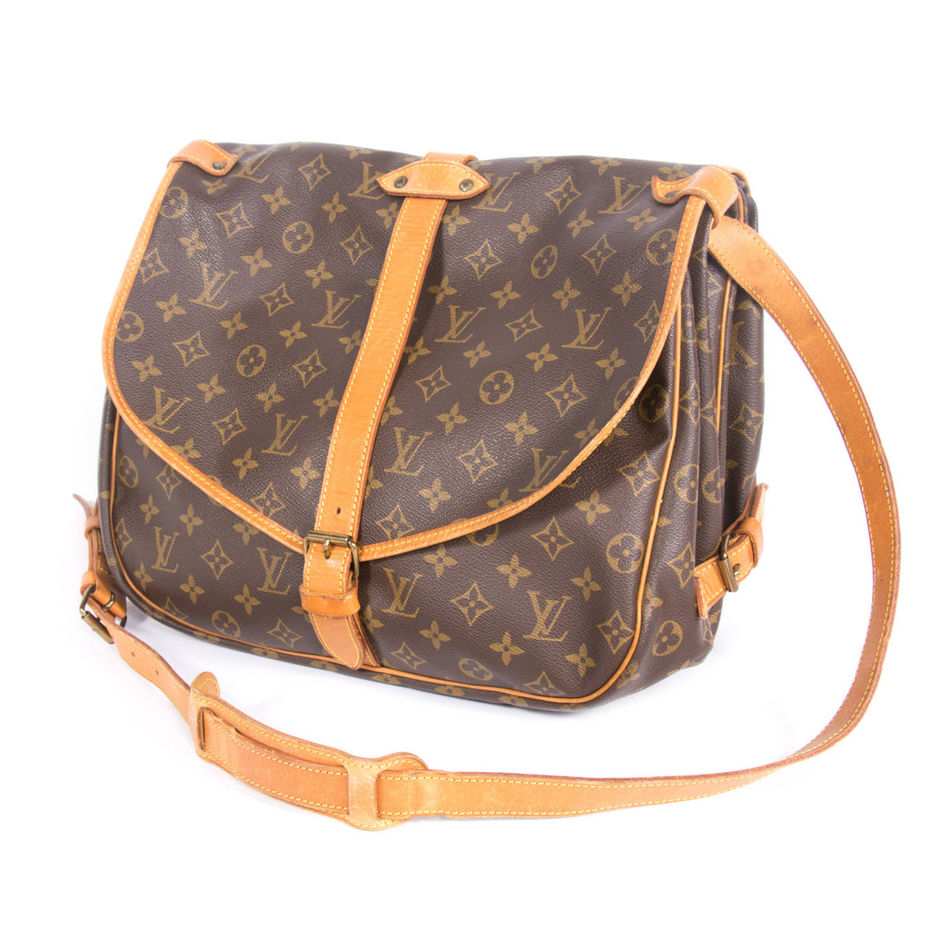 Louis Vuitton Saumur 30 Bags Louis Vuitton - Shop authentic pre-owned designer brands online at Re-Vogue