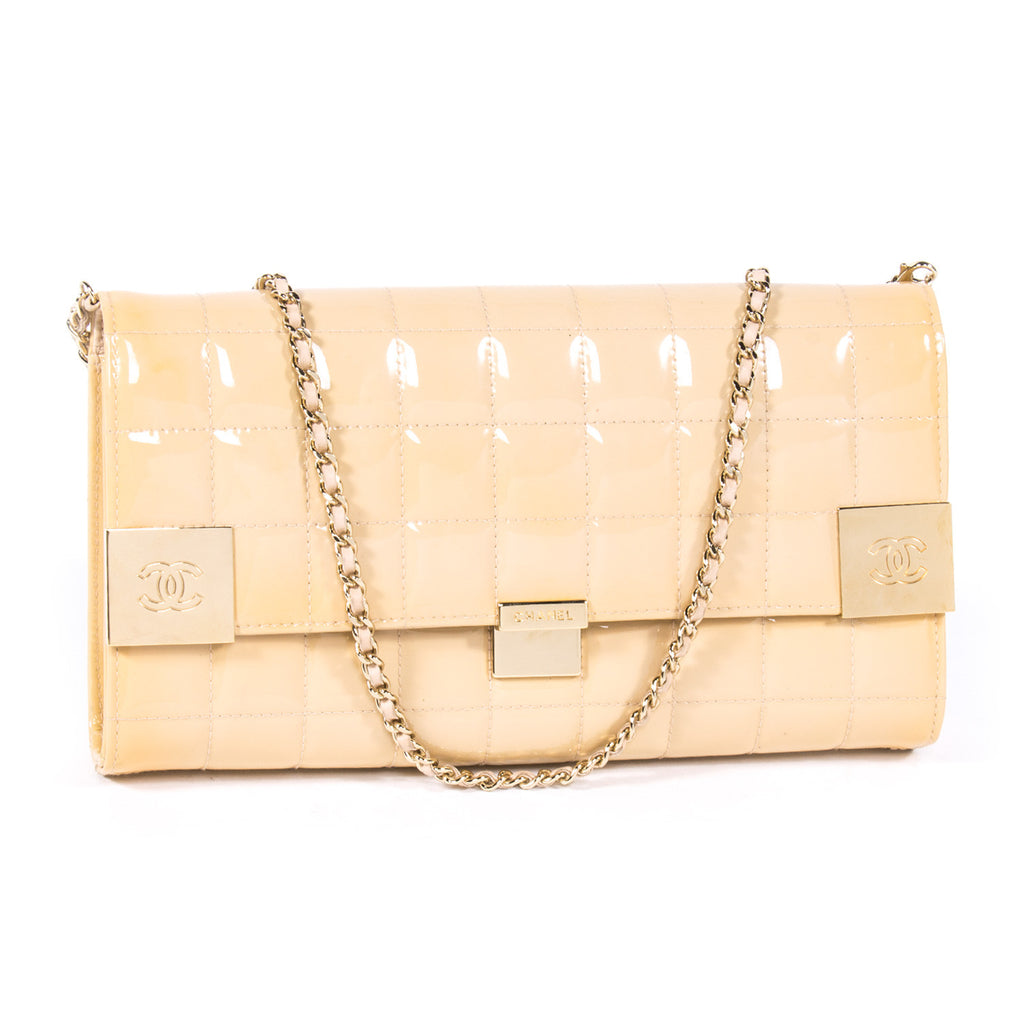 Chanel Patent Flap Bag Bags Chanel - Shop authentic new pre-owned designer brands online at Re-Vogue