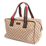 Gucci Web Duffle Bag Bags Gucci - Shop authentic new pre-owned designer brands online at Re-Vogue
