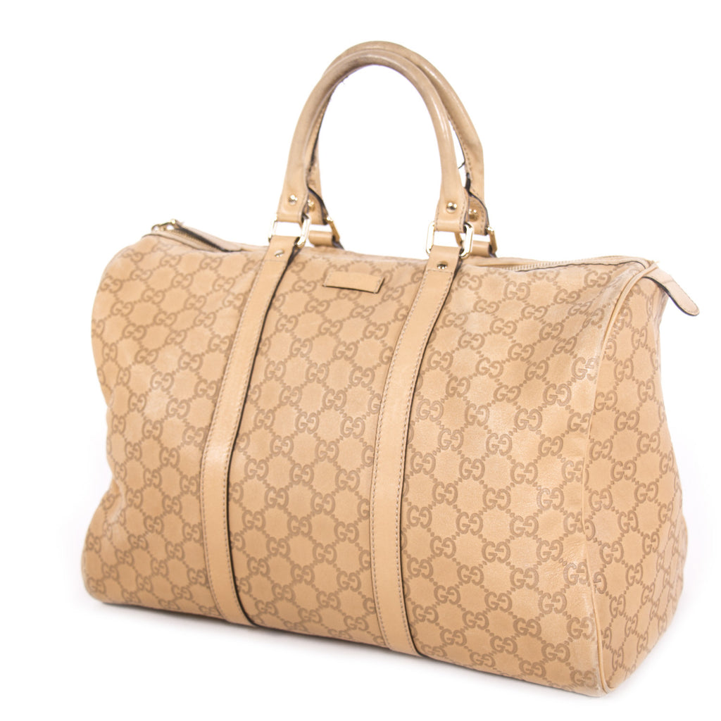 862932058bc ... Gucci Guccissima Boston Bag Bags Gucci - Shop authentic new pre-owned  designer brands online ...