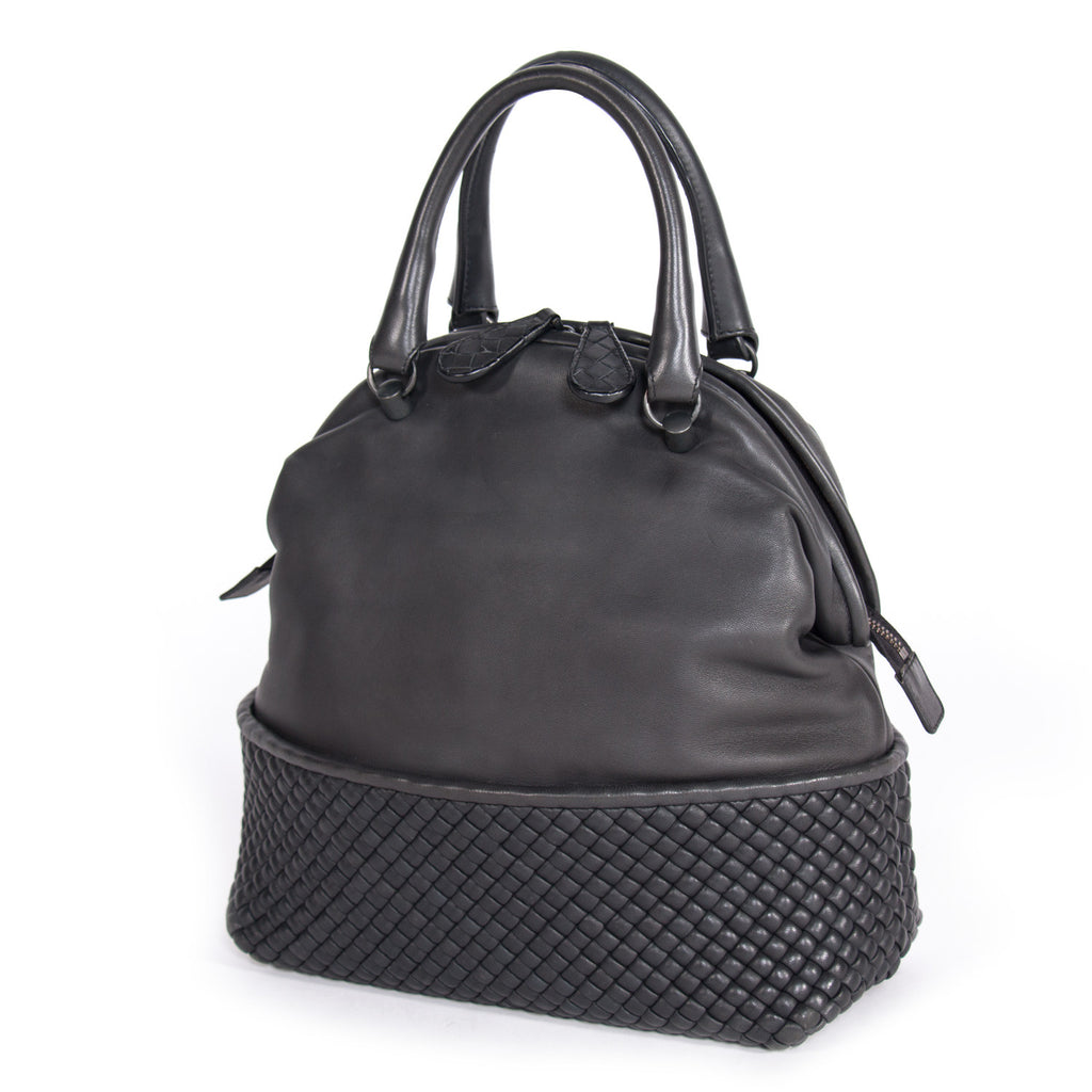 Bottega Veneta Intrecciato Handle Bag Bags Bottega Veneta - Shop authentic new pre-owned designer brands online at Re-Vogue