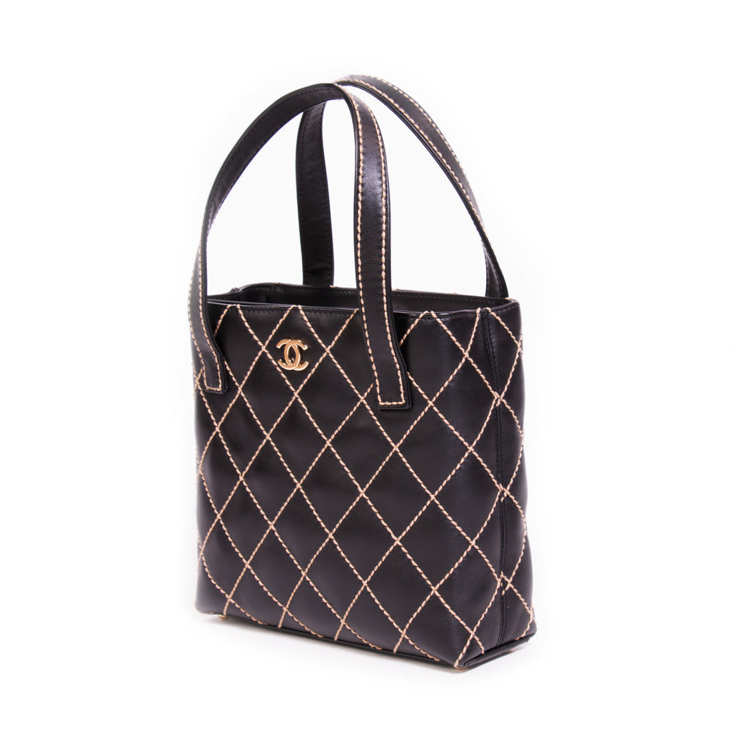 d00b10157707 ... Chanel Quilted Surpique Bag Bags Chanel - Shop authentic new pre-owned  designer brands online ...