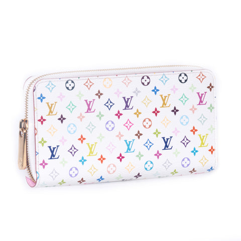 Louis Vuitton Graffiti Zippy Wallet