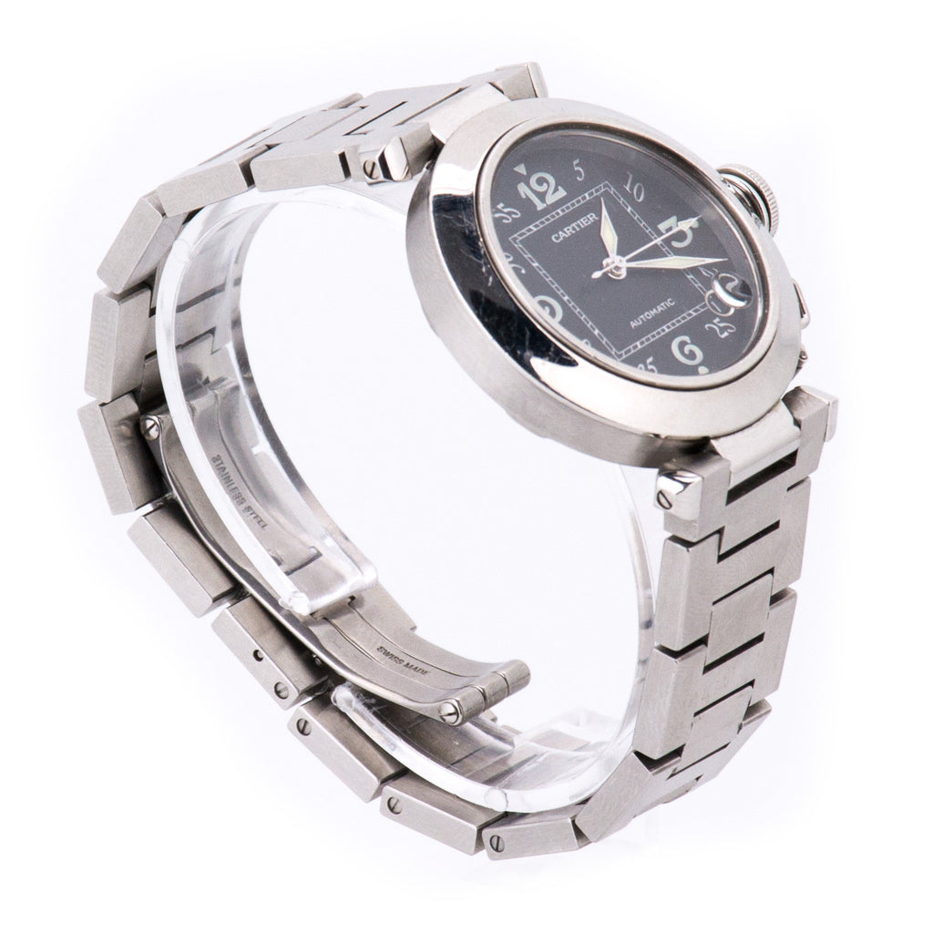 Cartier Pasha C Automatic Watch Accessories Cartier - Shop authentic new pre-owned designer brands online at Re-Vogue