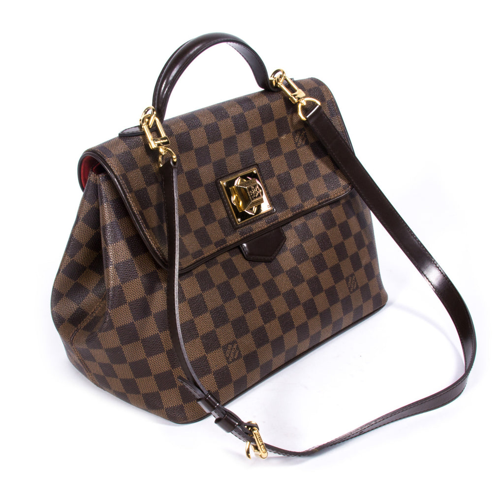 Louis Vuitton Bergamo GM Bags Louis Vuitton - Shop authentic pre-owned designer brands online at Re-Vogue