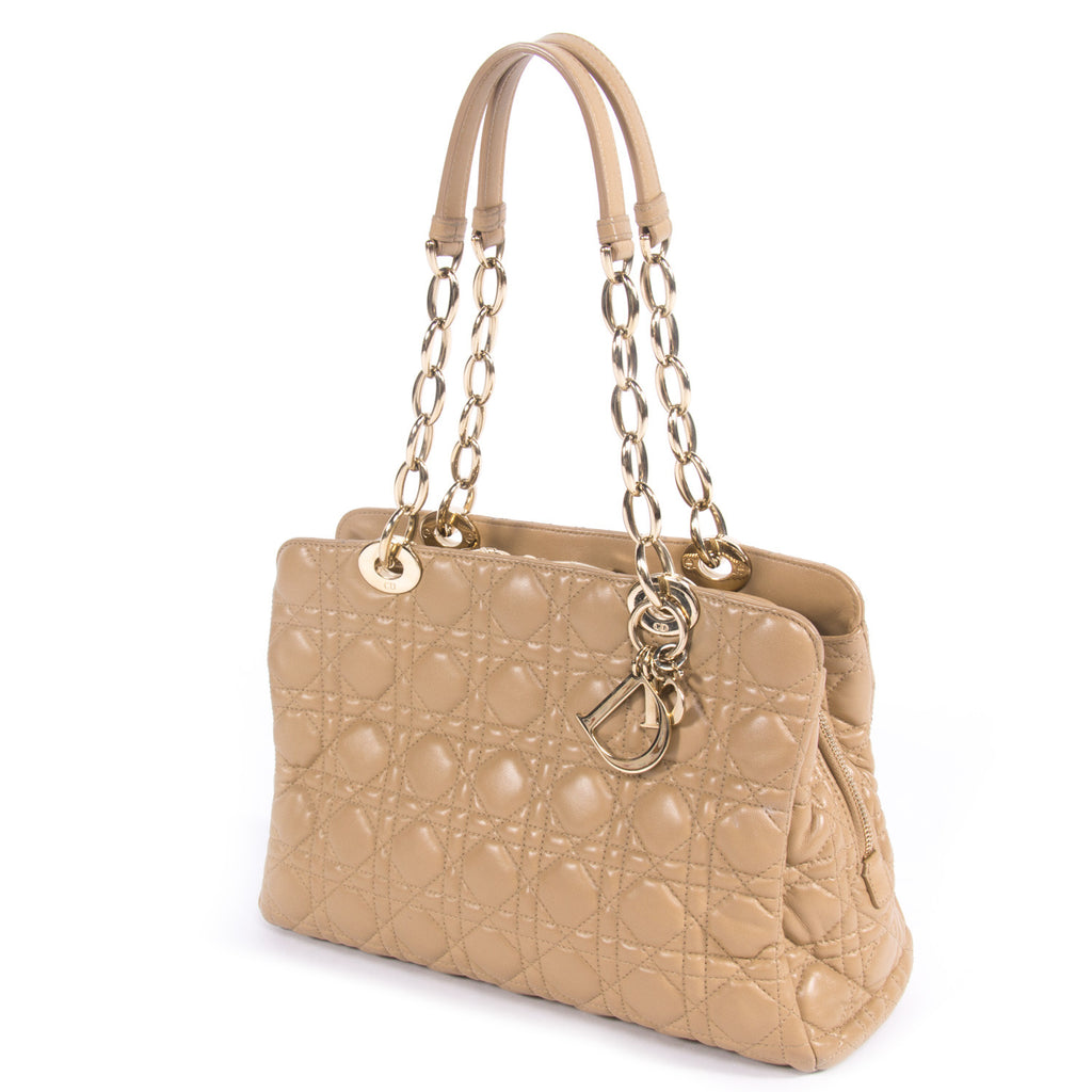 Christian Dior Soft Shopper Bag Bags Dior - Shop authentic new pre-owned designer brands online at Re-Vogue