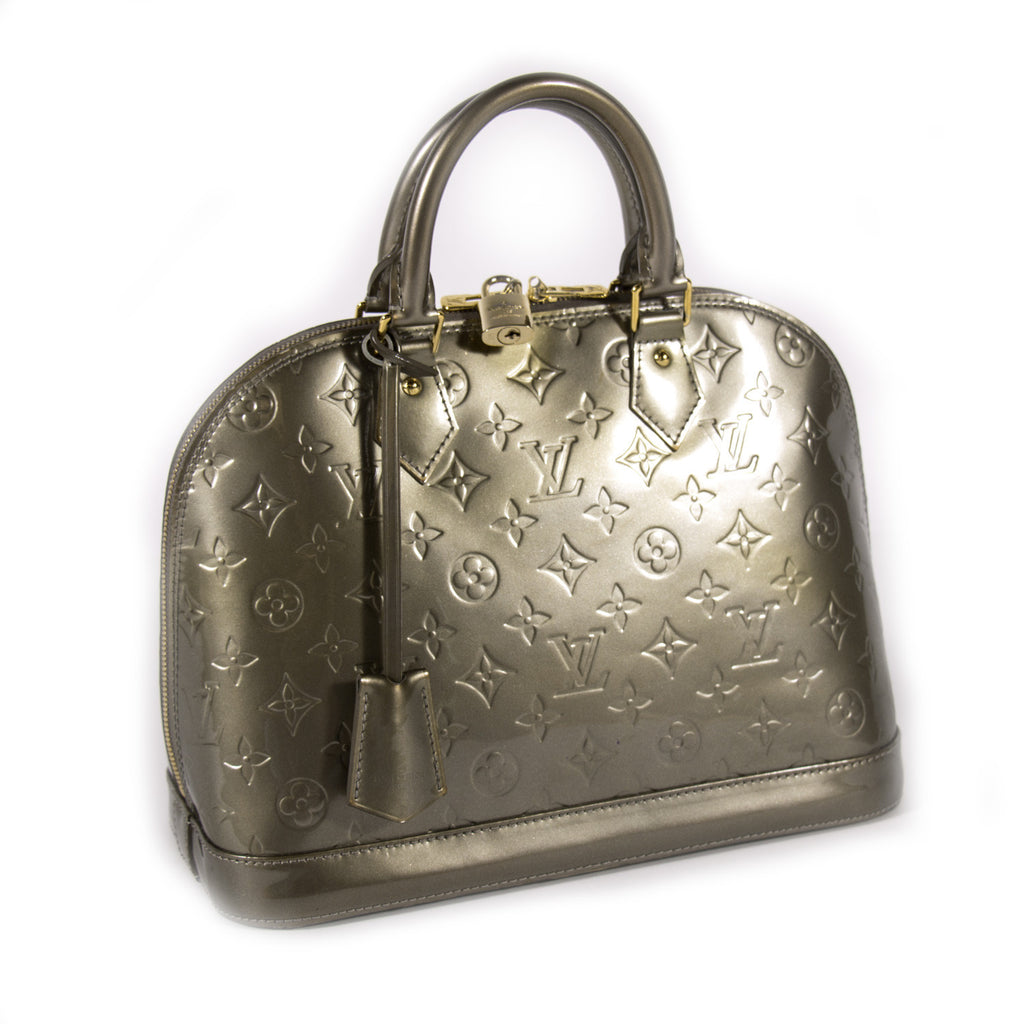 Louis Vuitton Vernis Alma PM Bags Louis Vuitton - Shop authentic new pre-owned designer brands online at Re-Vogue