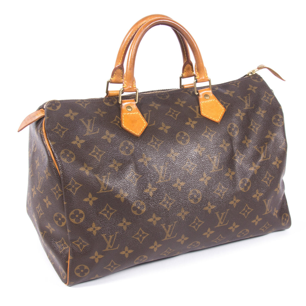 Louis Vuitton Speedy 35 Bags Louis Vuitton - Shop authentic new pre-owned designer brands online at Re-Vogue