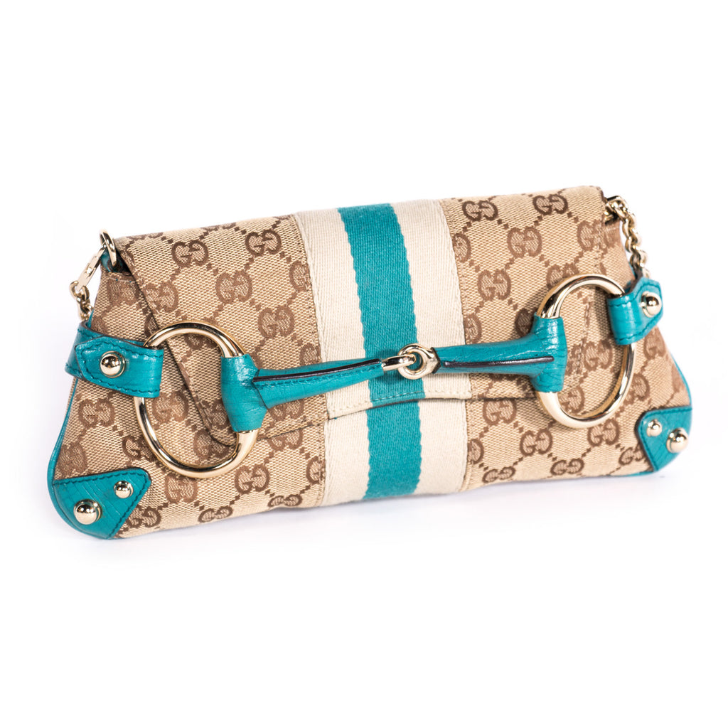 Gucci Horsebit Clutch Bags Gucci - Shop authentic new pre-owned designer brands online at Re-Vogue