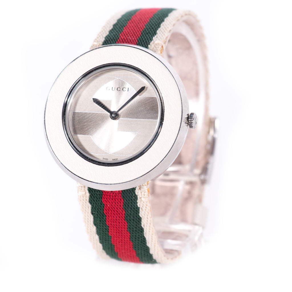 Gucci U-Play Medium Watch Watches Gucci - Shop authentic new pre-owned designer brands online at Re-Vogue