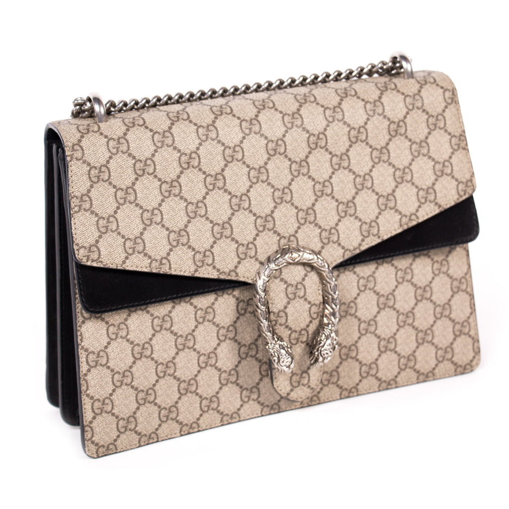 Gucci GG Supreme Dionysus Bags Gucci - Shop authentic new pre-owned designer brands online at Re-Vogue