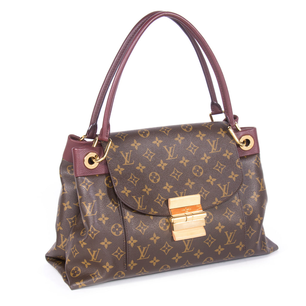Louis Vuitton Monogram Olympe Bag