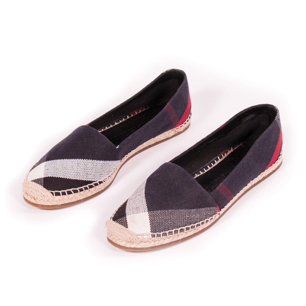 Burberry Espadrille Flats Shoes Burberry - Shop authentic new pre-owned designer brands online at Re-Vogue