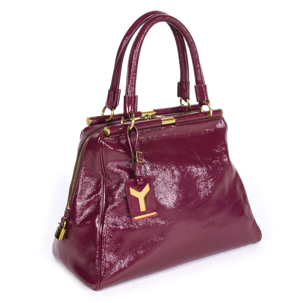 Saint Laurent Majorelle Bag Bags Yves Saint Laurent - Shop authentic new pre-owned designer brands online at Re-Vogue