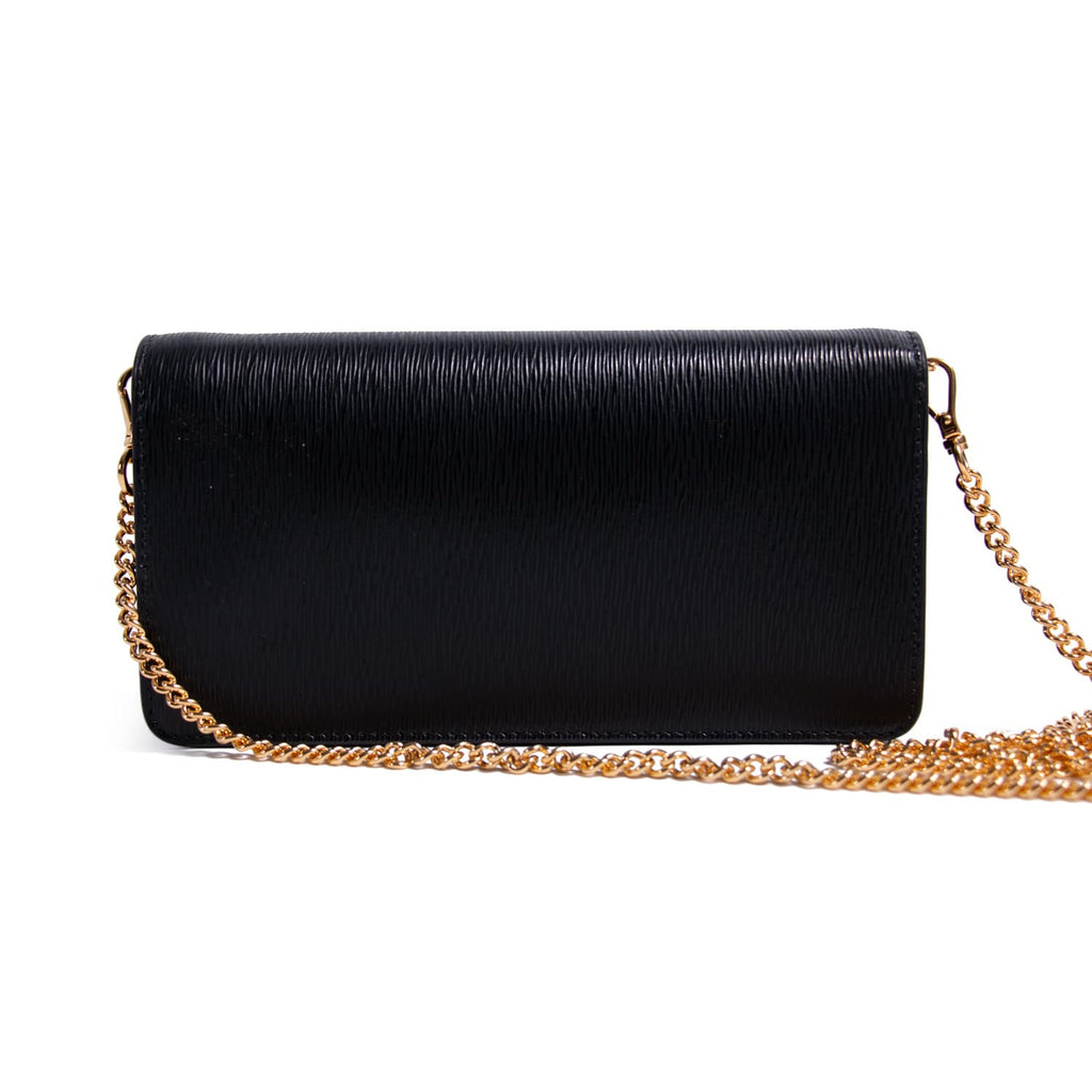 Prada Saffiano Wallet on Chain Bags Prada - Shop authentic new pre-owned designer brands online at Re-Vogue