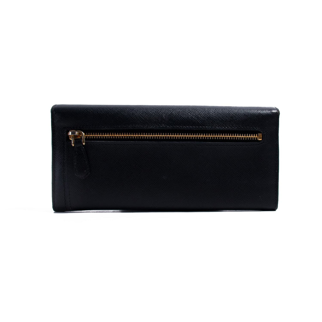 Prada Saffiano Bow Wallet Bags Prada - Shop authentic new pre-owned designer brands online at Re-Vogue