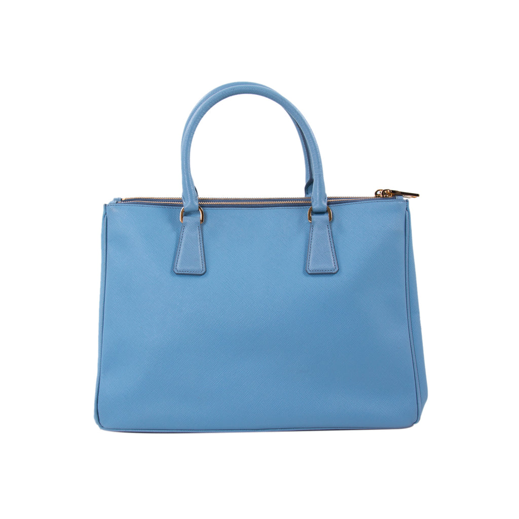 Prada Galleria Lux Medium Double Zip Tote Bags Prada - Shop authentic new pre-owned designer brands online at Re-Vogue