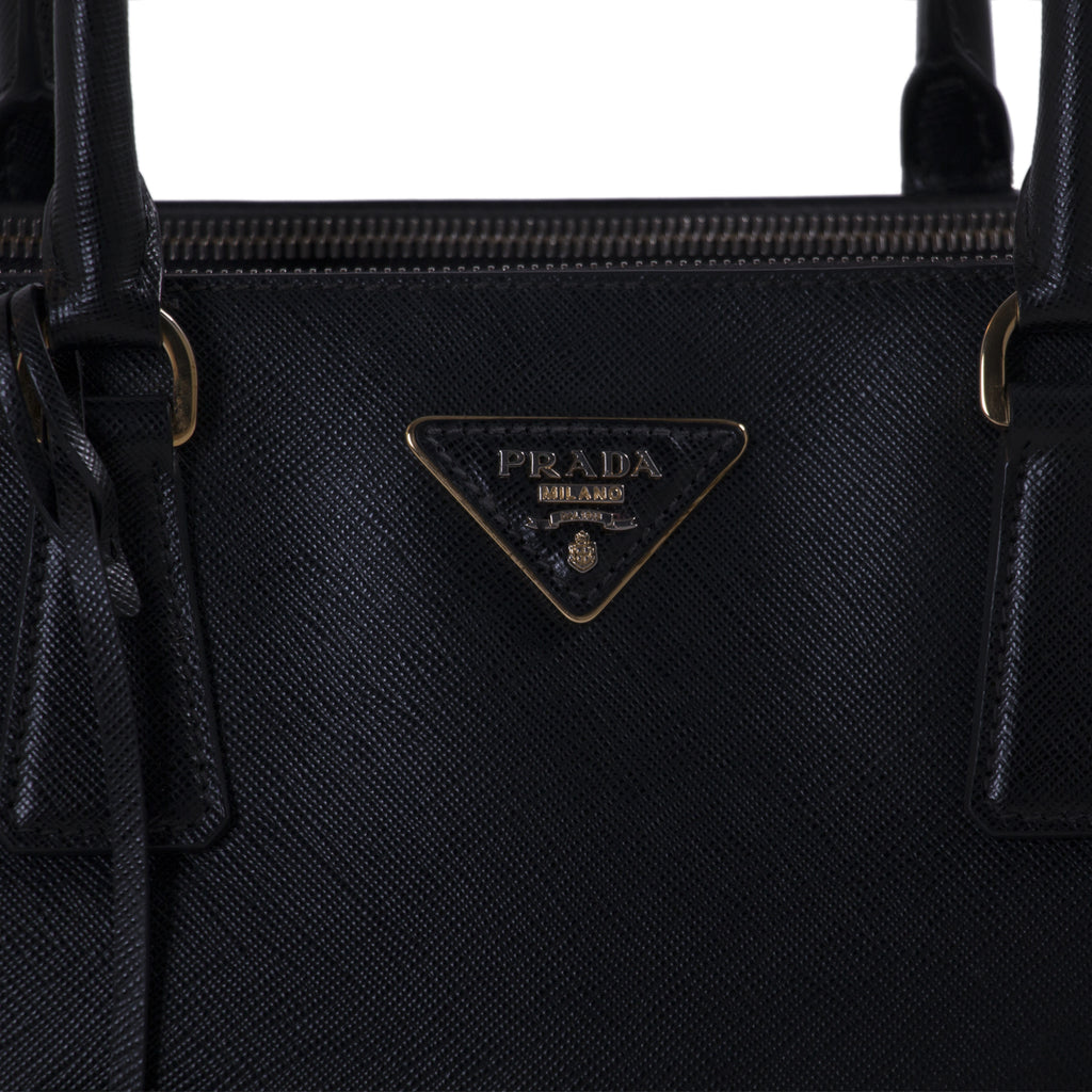 790a73af4a16 ... Prada Saffiano Lux Medium Double Zip Tote Bags Prada - Shop authentic  new pre-owned ...