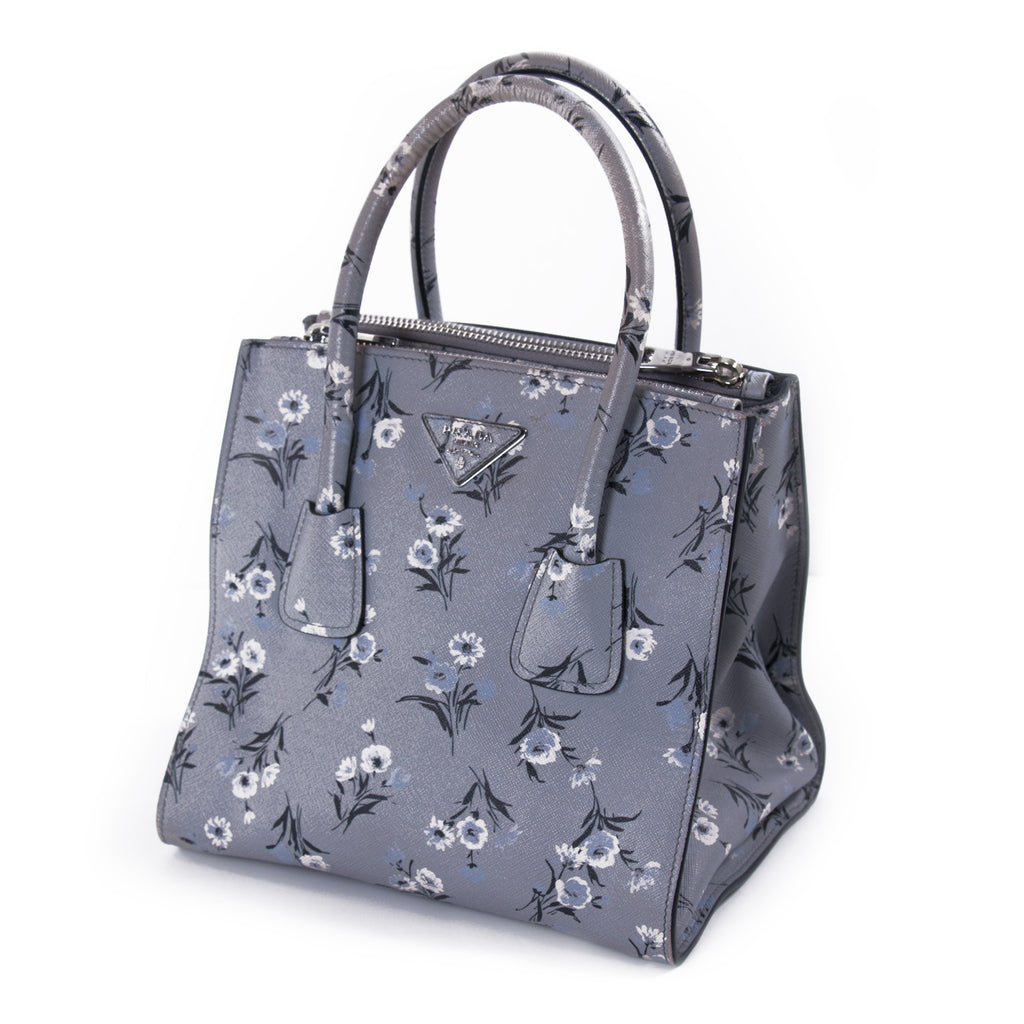 Prada City Calf Double Zip Tote Bags Prada - Shop authentic new pre-owned designer brands online at Re-Vogue