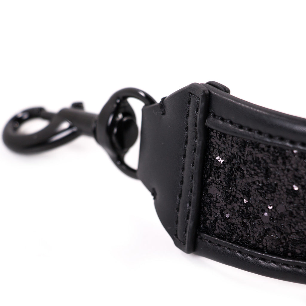 Rebecca Minkoff Glitter Strap Accessories Re-Vogue - Shop authentic new pre-owned designer brands online at Re-Vogue