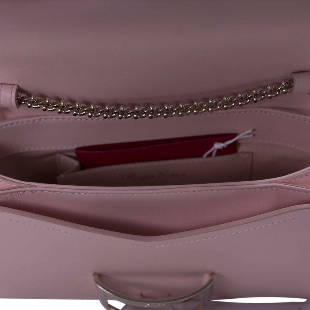 Roger Vivier Viv' Icon Micro Shoulder Bag