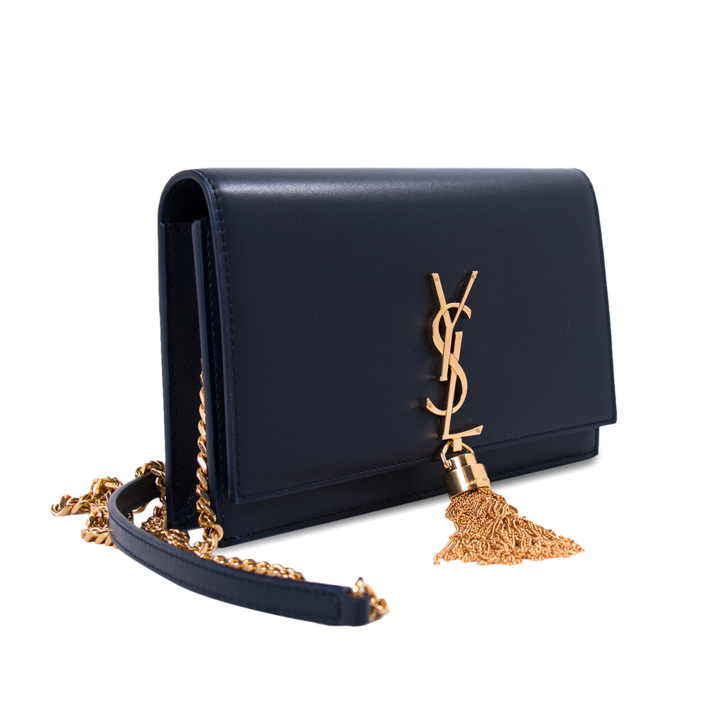 Saint Laurent Small Kate Tassel Shoulder Bag Bags Yves Saint Laurent - Shop authentic new pre-owned designer brands online at Re-Vogue