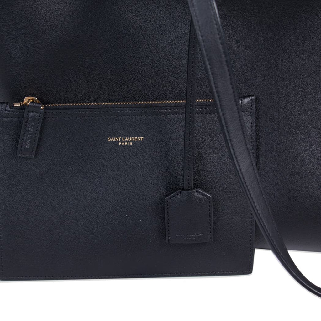 Saint Laurent E/W Shopping Tote Bag