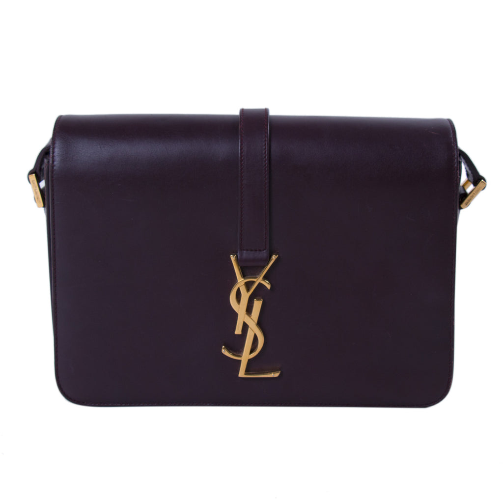Saint Laurent Monogram Université Bag Bags Yves Saint Laurent - Shop authentic new pre-owned designer brands online at Re-Vogue