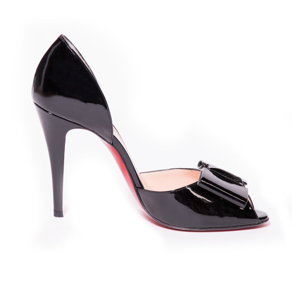Christian Louboutin D'Orsay Pumps Shoes Christian Louboutin - Shop authentic new pre-owned designer brands online at Re-Vogue