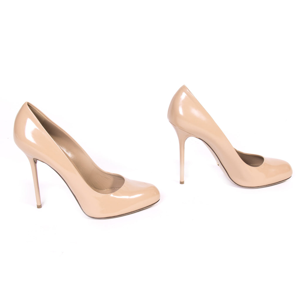 Sergio Rossi Patent Pumps Shoes Sergio Rossi - Shop authentic new pre-owned designer brands online at Re-Vogue
