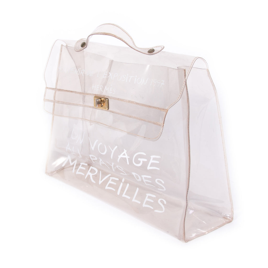 Hermes Vinyl Kelly Bag Bags Hermès - Shop authentic new pre-owned designer brands online at Re-Vogue