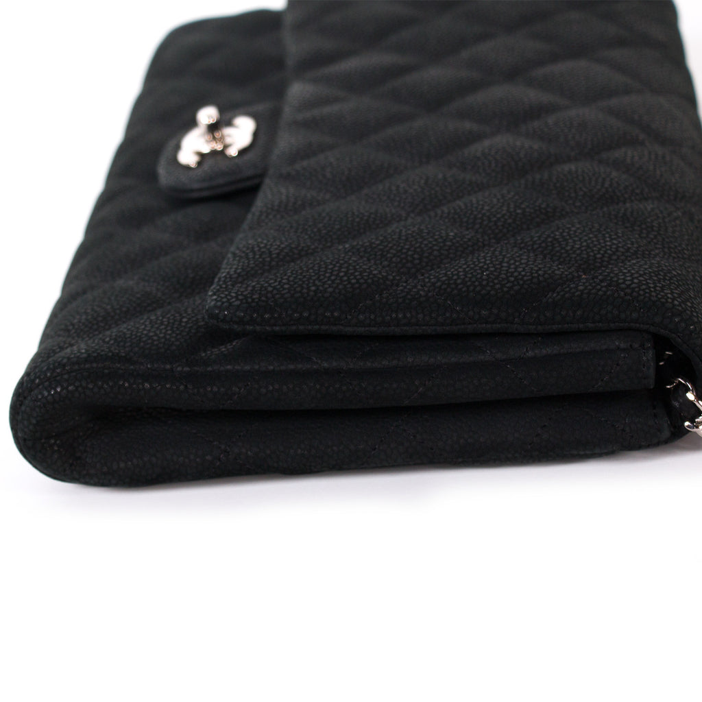 Chanel Classic Caviar Clutch With Chain Bags Chanel - Shop authentic new pre-owned designer brands online at Re-Vogue