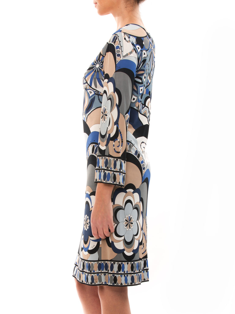 Emilio Pucci Silk Dress Dress Emilio Pucci - Shop authentic new pre-owned designer brands online at Re-Vogue