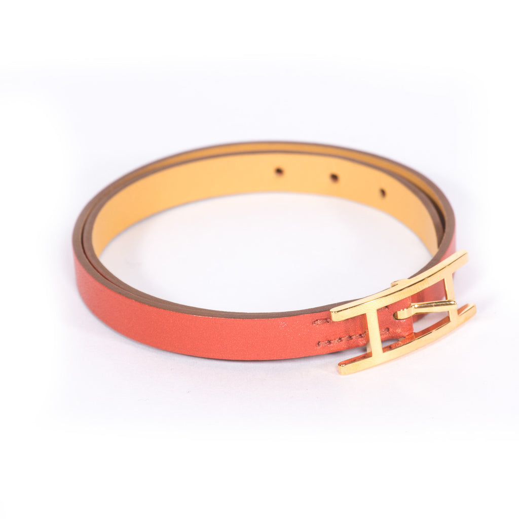 Hermes Behapi Double Tour Bracelet Accessories Hermès - Shop authentic new pre-owned designer brands online at Re-Vogue