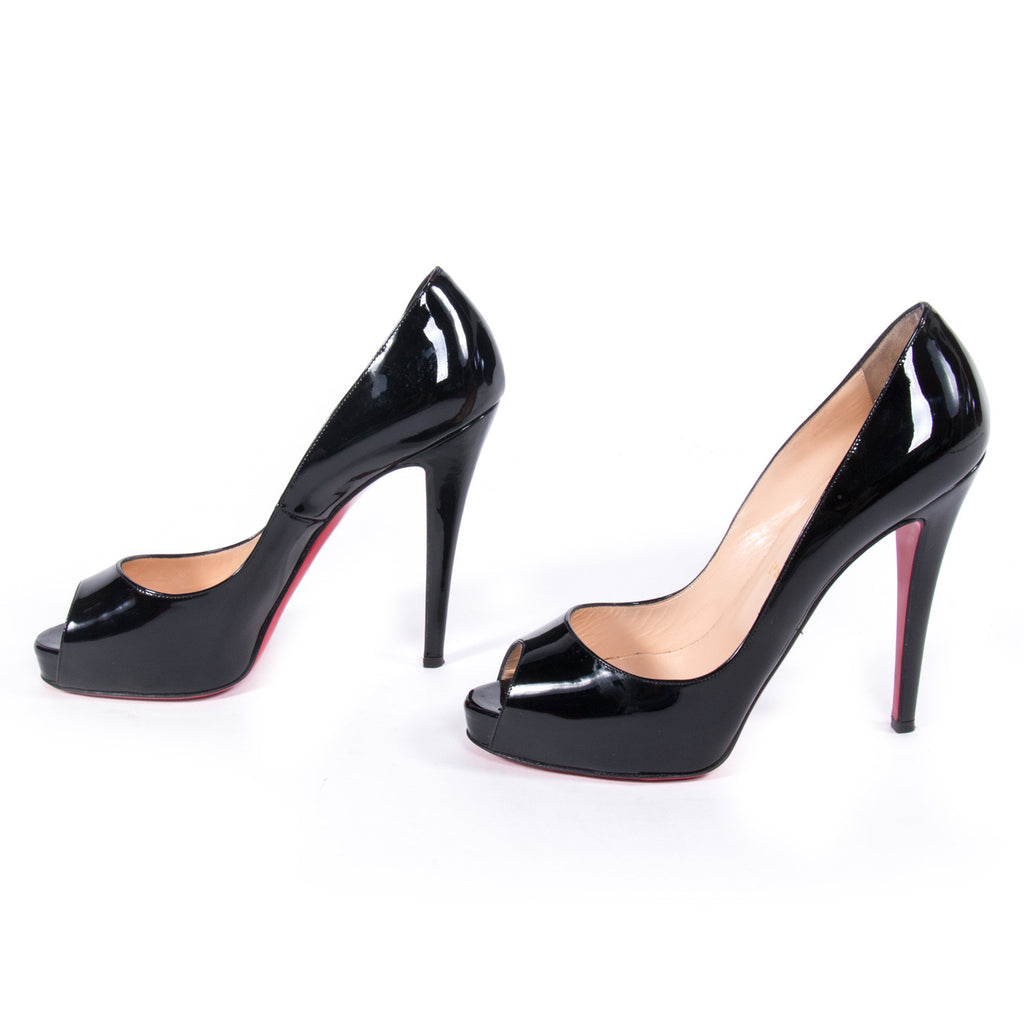 Christian Louboutin New Very Prive Pumps Shoes Christian Louboutin - Shop authentic new pre-owned designer brands online at Re-Vogue