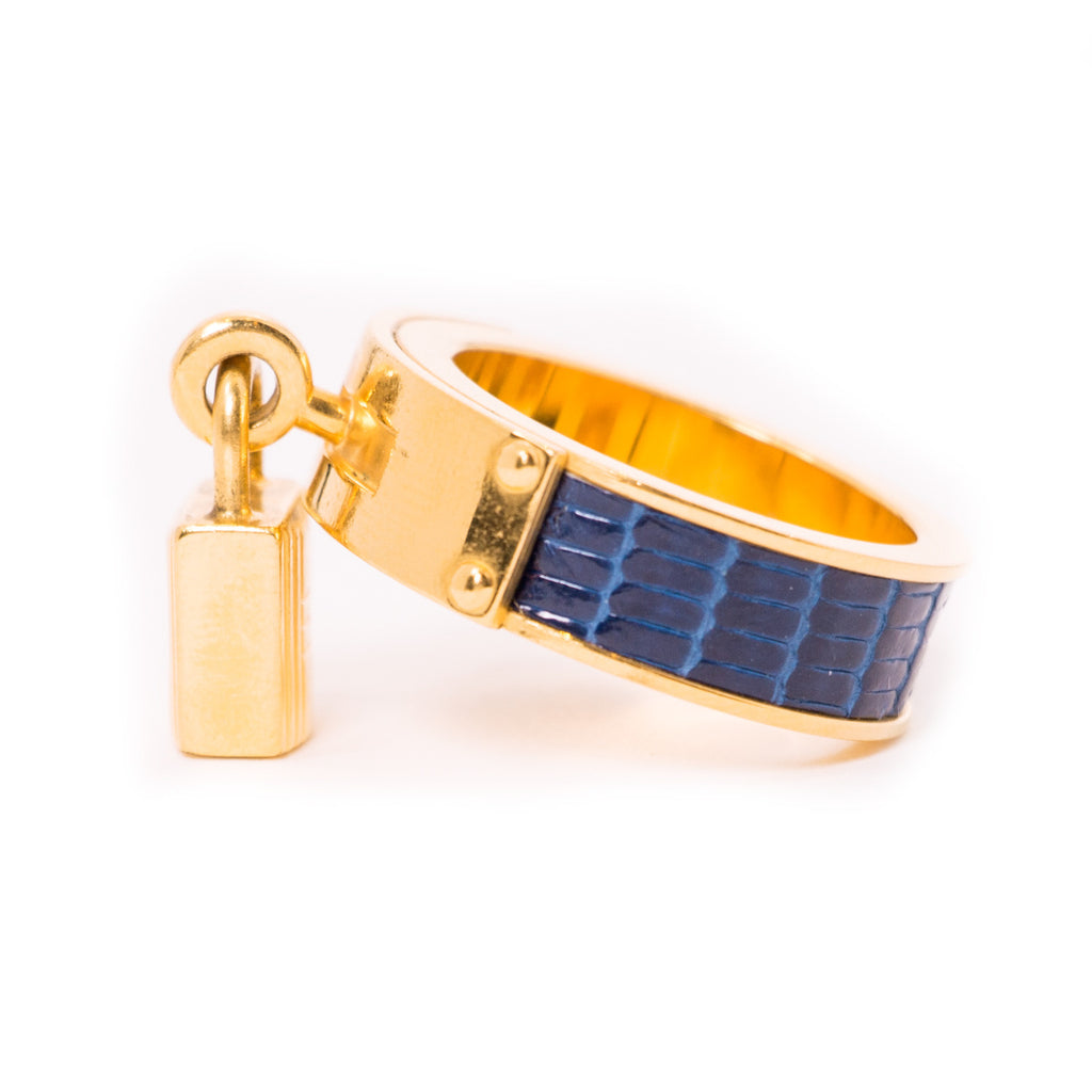 Hermes Kelly Cadena Ring Ring Hermès - Shop authentic new pre-owned designer brands online at Re-Vogue
