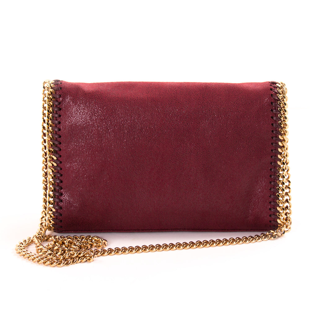 Stella McCartney Falabella Fold Over Shoulder Bag Bags Stella McCartney - Shop authentic new pre-owned designer brands online at Re-Vogue