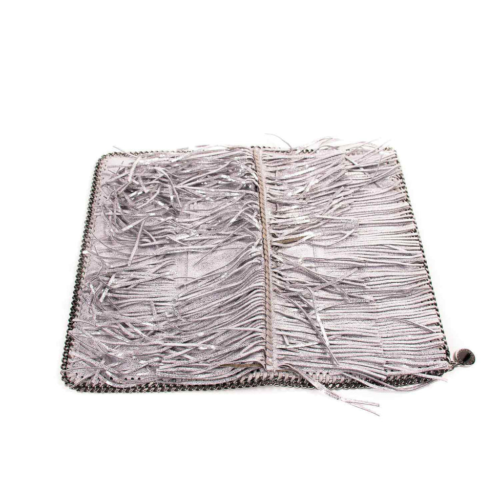 Stella McCartney Falabella Fold Over Clutch Bags Stella McCartney - Shop authentic new pre-owned designer brands online at Re-Vogue