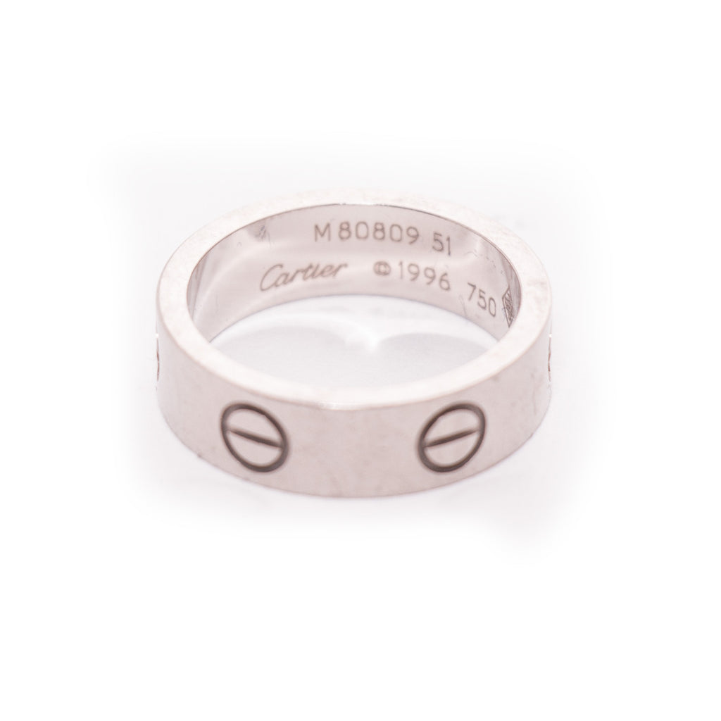 Cartier Love Ring Accessories Cartier - Shop authentic pre-owned designer brands online at Re-Vogue