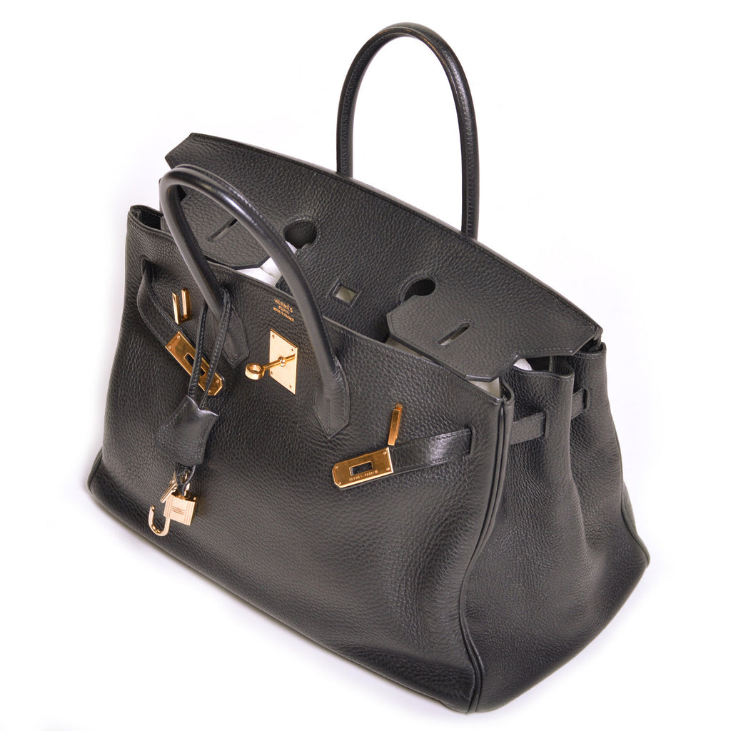 Hermes Birkin Bag 35 Bags Hermes - Shop authentic pre-owned designer brands online at Re-Vogue