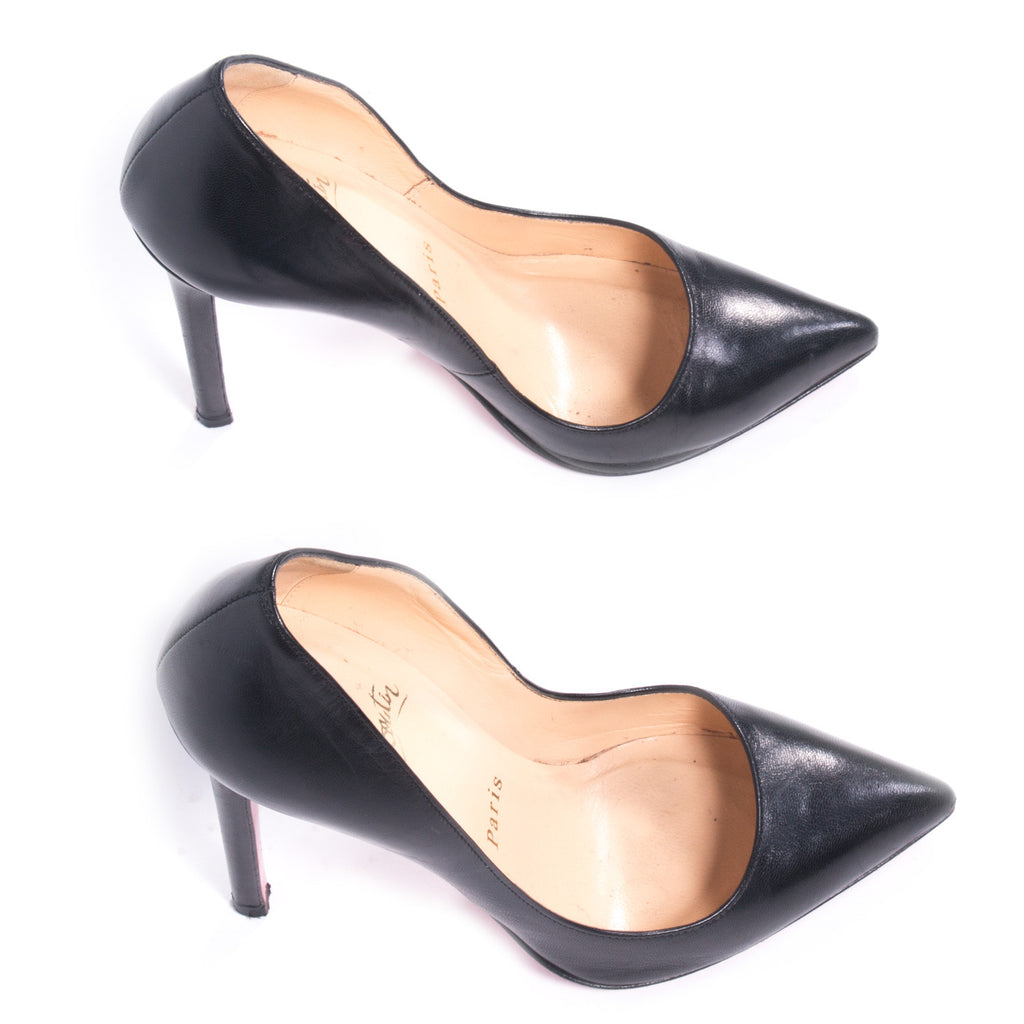 Christian Louboutin Pigalle Pumps -Shop pre-owned luxury designer brands on discount online at Re-Vogue
