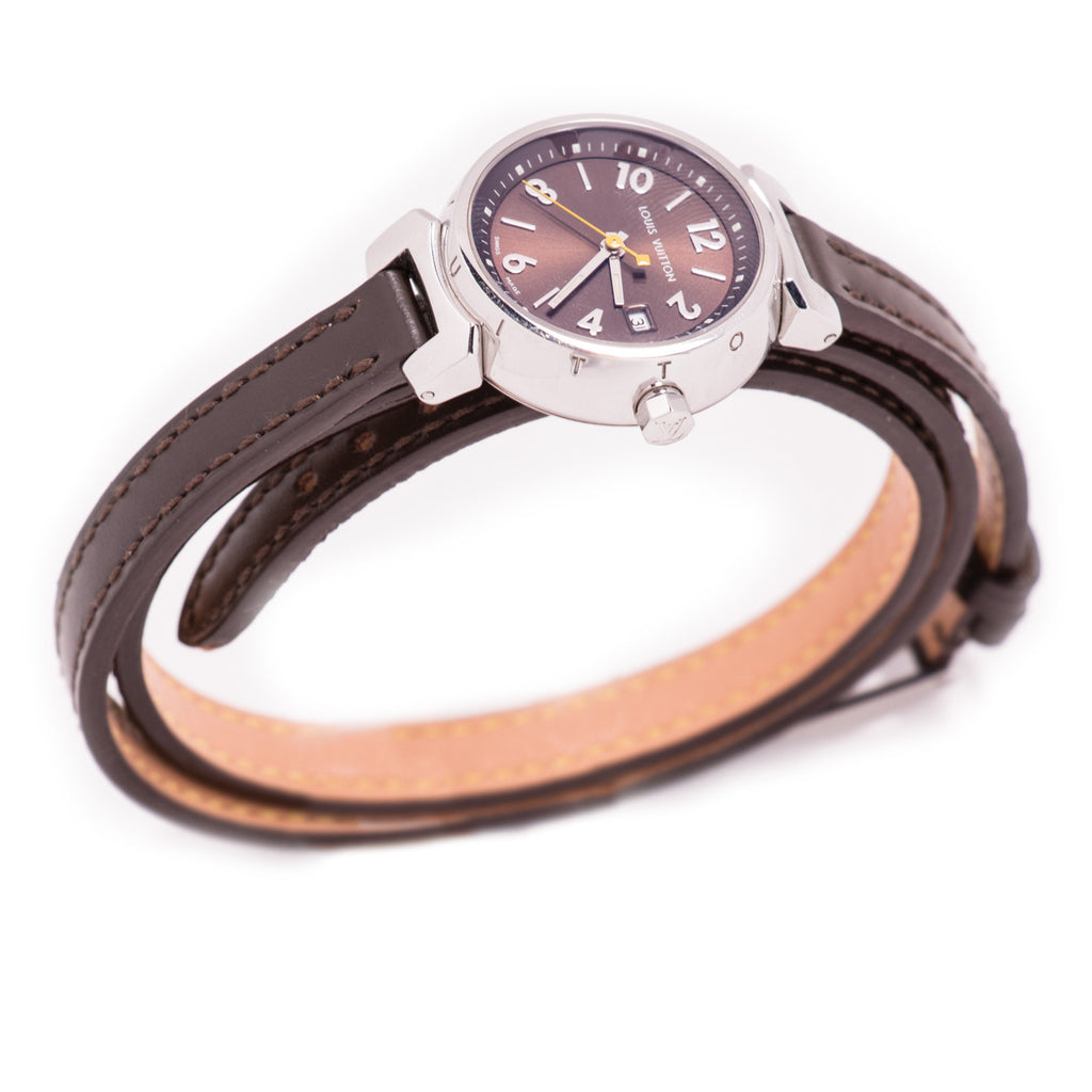 Louis Vuitton Triple Coil Watch Accessories Louis Vuitton - Shop authentic new pre-owned designer brands online at Re-Vogue