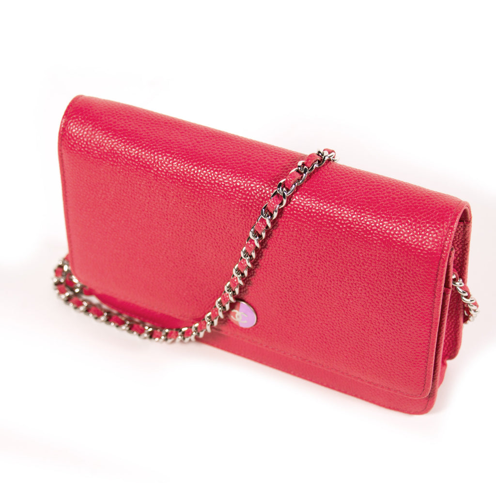 Chanel WOC Wallet On Chain Bags Chanel - Shop authentic new pre-owned designer brands online at Re-Vogue